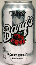 "FULL Can of Coca-Cola's ""Taste of Louisiana Mississippi"" Barq's Root Beer 2011"