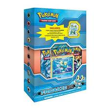 Froakie X&Y Booster Box Pokemon TCG Black & White Packs and Starter Figure