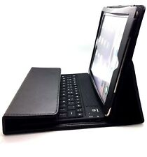 Custodia in pelle con built-in Bluetooth tastiera Supporto Folio Custodia per iPad Air