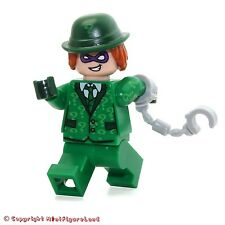 The LEGO Batman Movie MiniFigure - The Riddler (In Green Suit) Set 70912