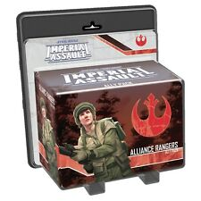 Star Wars Imperial Assault Alliance Rangers Ally Pack - Fantasy Flight Games New