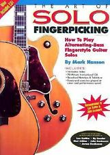 The Art of Solo Fingerpicking: How to Play Alternating-Bass Fingerstyle Guitar