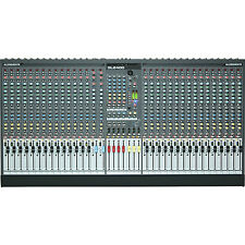 ALLEN & HEATH GL2400-32 PROFESSIONAL DUAL FUNCTION AUDIO MIXER $99 INSTANT OFF