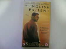 Video - The English Patient - Rating 15