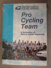 "USPS 2000 Pro Cycling Team Postcards NEW / NOS Set of 20 -5""x7"" Factory Sealed"
