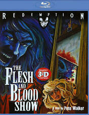 Flesh and Blood Show (Blu-Ray)  - Used