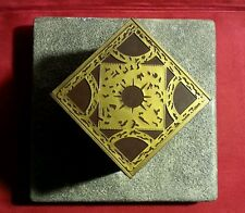 Hellraiser Puzzle Box Ceramic Stone Display Stand Holder Horror Memorabilia
