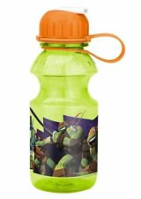 Teenage Mutant Ninja Turtles 14 oz Tritan HydroCanteen Plastic Water Bottle, NEW