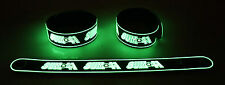 SUM 41 NEW! Glow in the Dark Rubber Bracelet Wristband Blood In My Eyes gg27