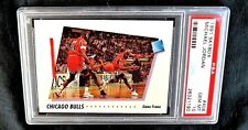 1991 SKYBOX BASKETBALL CARD #408 HOF MICHAEL JORDAN PSA 10 GEM MINT CHICAGO BULL
