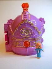 Vintage Polly Pocket 1996 Crown Palace inc. Original figure Excellent Condition