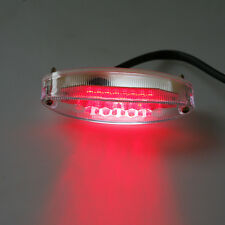 28 LEDs Motorcycle ATV Dirt Bike Brake Stop Running Rear Tail License Light 12V