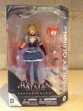 NEW BATMAN ARKHAM KNIGHT HARLEY QUINN DC COLLECTIBLES SCULPTED BY GENTLE GIANT
