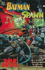 BATMAN SPAWN WAR DEVIL NEAR MINT 1994 ONE SHOT DC COMICS TPB