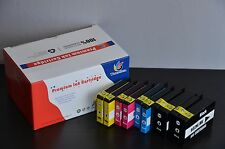8PK New  For HP 932XL 933XL Ink Cartridge Set 6100 6700 7610 7110 6600 W/Chip