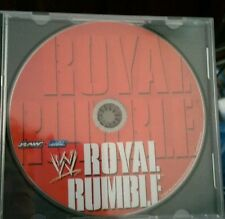 WW Raw Royal Rumble (Disc only) PC GAME - FREE POST