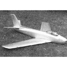 Bauplan F-86 Sabre Modellbau Modellbauplan Segler