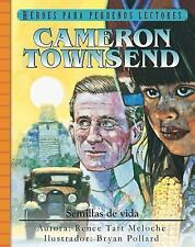 Cameron Townsend: Semillas de Vida (Heroes Para Pequenos Lectores) (English and