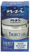 NSI Balance UV Gel Body Builder Clear - 1 oz (30 g)