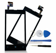 Front Glass Lens LCD Digitizer Touch Screen Replacement For Nokia Lumia 520 N520