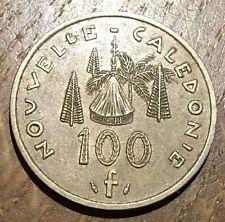 PIECE DE 100 FRANCS NOUVELLE CALEDONIE 1976 (42)