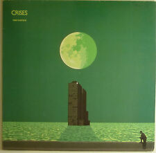 "12"" LP - Mike Oldfield - Crises - k5361 - washed & cleaned"