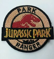 Jurassic Park Ranger Embroidered Patch