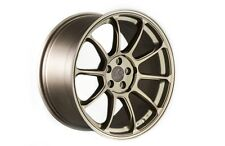 18X9 +30 AodHan AH06 5X100 Bronze Wheel Fits Dodge Neon Srt4 Forester Outback
