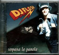 DJ FLASH IMPARA LE PAROLE CD SEALED HIP HOP ITALY