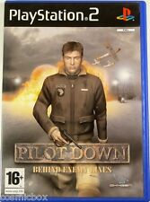 PILOT DOWN - Behind Enemy Lines - jeu video pour console PlayStation 2 Sony PS2