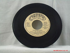 GARRY LEE AND SHOWDOWN-e-(45)-JUKEBOXES ONLY-THE RODEO SONG / CAJUN BOOGIE -1982
