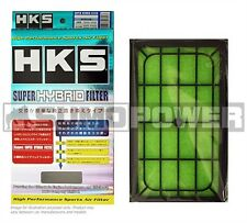 HKS SUPER HYBRID REPLACEMENT PANEL FILTER FITS TOYOTA STARLET 70017-AT007