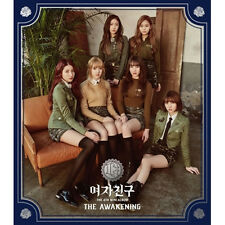 GFRIEND-[THE AWAKENING] 4th Mini Album MILITARY Ver. CD+9p Photo Card+Photo Book
