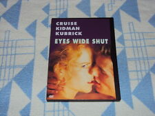 Eyes Wide Shut  DVD T.Cruise  Snapper Case