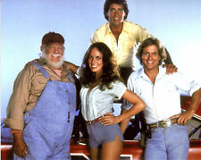 Dukes of Hazzard Catherine Bach Byron Cherry Christopher Meyer 8x10 photo T1523