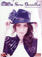 SARA BAREILLES FOR GUITAR Strum & Sing Pop Rock Chart Hits Easy Music Book