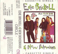 Edie Brickell & New Bohemians - Circle / Now / Plain Jane - Cassette Single