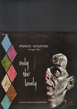 FRANK SINATRA - only the lonely LP