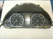 MERCEDES C CLASS W203 (FACELIFT) INSTRUMENT CLUSTER CLOCKS  A2035409347