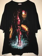 Ironman Men's Black Short Sleeve Graphic T-shirt Size 2XL