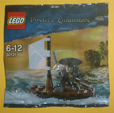 Lego: Pirates Of The Caribbean: 30131: Jack Sparrow's Boat MISP Toy
