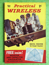Practical Wireless - April 1963 - Hobby Electronics Magazine