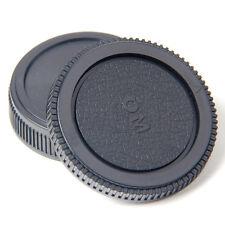 Cambody + posteriore copriobiettivo per Olympus OM4 / 3 om43 OM 4 / 3 43 E620 E520 E510 E500 DE
