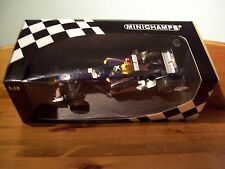 1/18 MINICHAMPS 100 050014 RED BULL RACING COSWORTH RB1 DAVID COULTHARD 2005