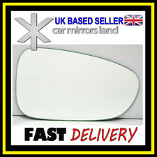 Right Driver Wing Car Mirror Glass Replacement CONVEX Ford GALAXY 1995-2006