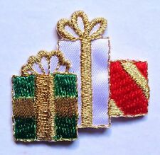 Iron On Patch Applique - Christmas Gifts