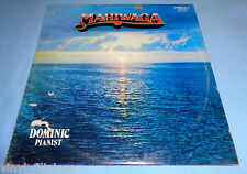 PHILIPPINES:DOMINIC THE PIANIST - Mahiwaga LP ALBUM,Intrumentals,Tagalog,OPM,