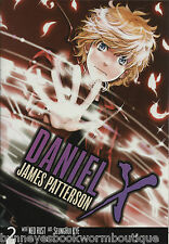 DANIEL X Vol 2 Manga JAMES PATTERSON Sci/Fi NEW Comic GRAPHIC Novel TEEN Book