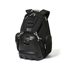 NEW! OAKLEY LUNCH BOX Backpack Black 92605-001 -BUILT IN COOLER- 30L Capacity