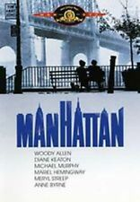 DVD  MANHATTAN Woody Allen